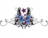 emblema do ornamento