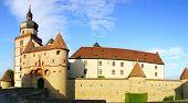 Schloss Marienburg. Wurzburg