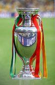 Uefa Euro 2012 Football Trophy (cup)
