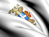 Zwolle Wappen, Niederlande.