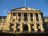 Bank Of England Building, London, Uk, Europe