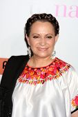 LOS ANGELES - 18 de JAN: Adriana Barraza chega no