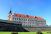 The castle of Rzeszow