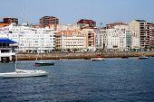 Vista do Santander