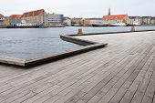 Wooden Decking In Copenhagen