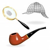 picture of scribes  - Detective set - JPG