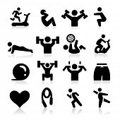 Exercising Icons