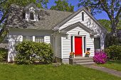 House With A Red Door.