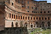 Trajan's Forum (latin: Forum Traiani)