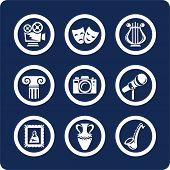 Cultura y el arte los iconos