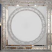 Round Truss Stage