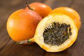Sweet Granadilla or Grenadia
