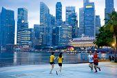 Jogging Singapore