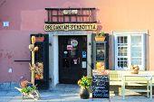 Hungary Coffe Shop