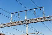 Train cable