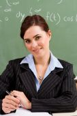 Young Female Teacher