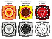 Yantras Of The Goddess