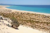 The Beach Playa De Sotavento, Canary Island Fuerteventura