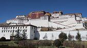 Tibet, Lhasa, Potala, Palace, 2013