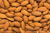 Almonds Fruits