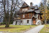 Villa Pod Jedlami At Droga Na Koziniec