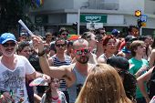 Pride Parade In Tel Aviv 2013
