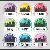 stamp cities