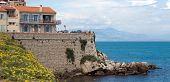 Antibes - Cityscape And Mediterranean Coast