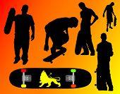 SkatePosesClipPaths