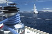 Sailing. Yachting in Greece. Luxury Yachts.