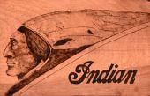 Indian Woodburning