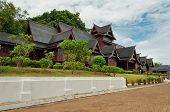 stock photo of malacca  - Replica of Melaka - JPG