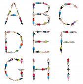 World Children Alphabet