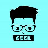 geek and nerd guy avatar