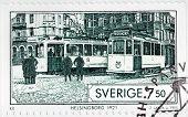 Helsingborg 1921 Stamp