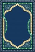 Islamic decorative art in high quality details