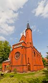 Saint Stephen Church (1904) In Torun, Poland