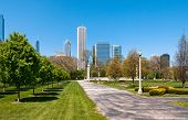 Grant Park of Chicago