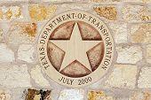 Texas Transportation Symbol