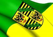Flag Of Saalfeld-Rudolstadt