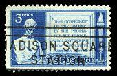 Gettysburg Address Us Postage Stamp
