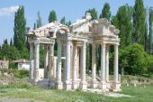 Tetrapylon at Aphrodisias