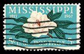 Mississippi Us Postage Stamp