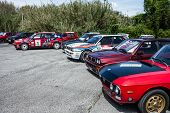 Lancia Delta And Fulvia Vintage Cars
