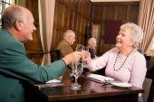 Celebración de la gente mayor