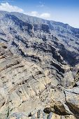 Canyon Jebel Shams