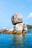 Hin Son Island Is A Small Island Near Lipe Island