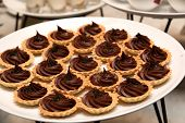 Sweet Chocolate Mini Tart