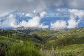 Landscape on the island of Madeira, Portugal