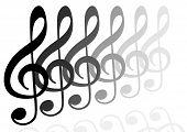 G clef